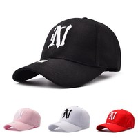2017 N Embroidery Snapback Outdoor Baseball Caps Snapback Cap Casquette Hats Fitted Casual Gorras Dad Hats For Men Women