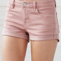 Bullhead Denim Co. Carnation Mid Rise Super Stretch Denim Shorts at PacSun.com