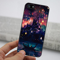 Tangled Lights Art  iPhone 5 case iPhone 5S case iPhone 4 case iPhone 4S case iPhone 5C disney iPhone case Samsung galaxy S5 S4 S3, C148