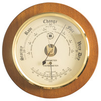 Circular Weather Station, Light Cherry, Other Lifestyle Accessories