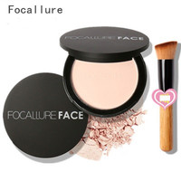Focallure Face Cosmetic Beauty Pro Powder Loose Powder Waterproof Skin Finish Powder - 3 Colors
