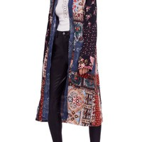 Free People Songbird Patched Coat | Nordstrom