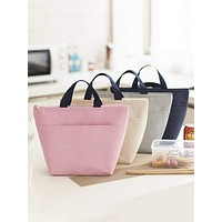 1pc Insulated Lunch Storage Bag