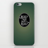 Real iPhone & iPod Skin by Page394