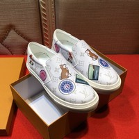 Louis Vuitton Lv Trocadero Slip-on 48a49xc77 - Best Online Sale