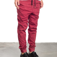 Down Under Jogger - Raspberry