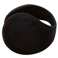 Bluelans Fashion Style Unisex Black Earmuff Winter Ear Muff  Band Warmer Grip Earlap Gift