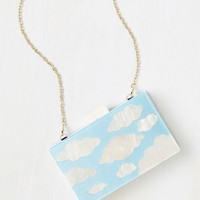 Fairytale Dancing On Cloud Nine Clutch by ModCloth