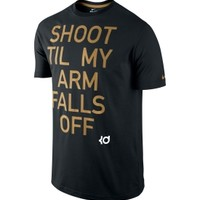 Nike Men's KD Quote Graphic T-Shirt