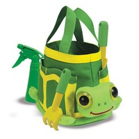 Melissa & Doug Sunny Patch 4-pc. Tootle Turtle Tote Set