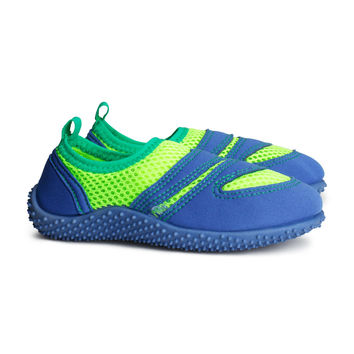 H&M - Water Shoes - Blue - Kids
