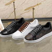 shosouvenir LV 【Louis vuitton】Fashion and leisure sports shoes