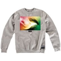 DGK Dylan Maddux Smoke Crew Sweatshirt - Men's at CCS