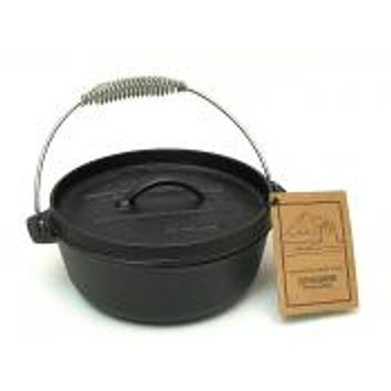 Old Mountain Small Dutch Oven Without Feet