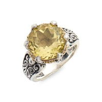 Konstantino Hermione Two-Tone Stone Ring | Nordstrom