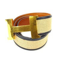 HERMES Belt Womens Authentic Used Y1840