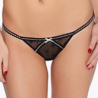 Underwear - Shop Panties & Lace Thongs from Betsey Johnson