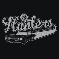 Supernatural Hunters T-Shirt