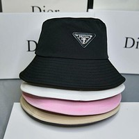 Prada classic men and women bucket hat bucket hat 3