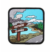 Outside Is Free Patch