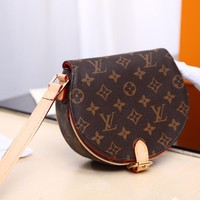 DCCK Lv Louis Vuitton Fashion Women Men Gb2964 M51179 Vintage Cowhide Piglet Bags