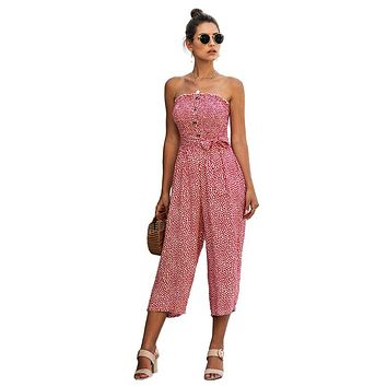 Lucky You Jumpsuit