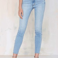 Neuw Amorous Tapered Jean - Faded