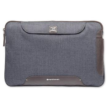 Brenthaven Collins Sleeve Case Plus for Microsoft Surface Pro,  Indigo