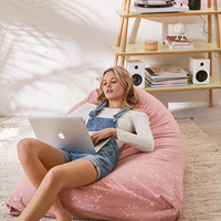 Triangle Bean Bag Lounge Chair | Urban Outfitters