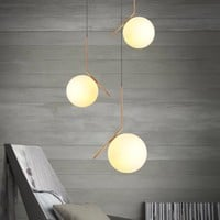 Modern Egg Pendant Lamp Higher Qaulity Ceiling Light fixture By Michael New