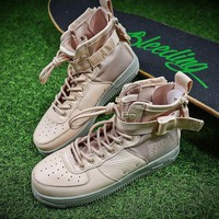 Nike Special Forces Air Force 1 Mid SF AF1 Shoes Pink Sneaker - Best Online Sale