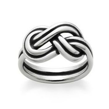 True Love Knot Ring | James Avery