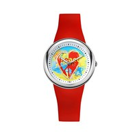 Philip Stein F36S-PL-R, Yve By Philip Stein Peace Love Dial.