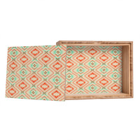 Pattern State Tile Tribe Southwest Jewelry Box