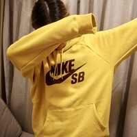 NIKE SB Women/Men Fashion Pullover Sweater Sweatshirt Hoodie3