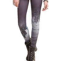 The Mortal Instruments: City Of Bones By Tripp Shadow World Leggings Pre-Order   Hot Topic