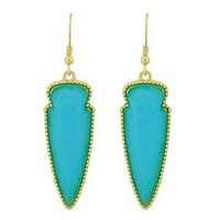 Cass Earrings | Turquoise