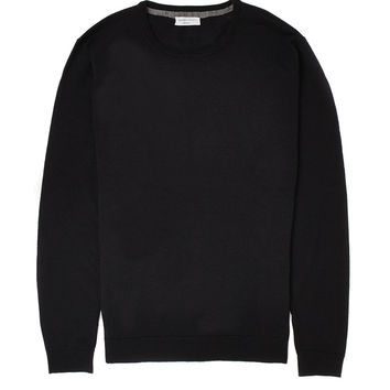 Selected Tower Merino Crew Neck