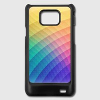 Fancy Spectrum Pattern Design (HDR) - Phone Case Samsung Galaxy Cover | Spreadshirt