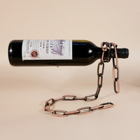 Bottle wine rack.Suit for home and office.Put the wine in right place = 4486841220