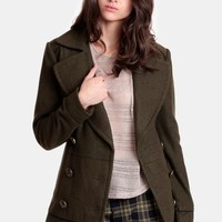 Brit Coat By Gentle Fawn