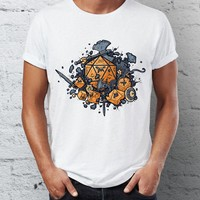 Men's T Shirt Link Dungeons and Dragons Gaming Funny Awesome Tee