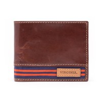 Jack Mason Brand Virginia Tailgate Traveler Wallet
