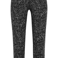 Nike - Epic printed Dri-FIT stretch-jersey leggings