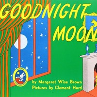 Goodnight Moon English original children's picture books english story books read kids books