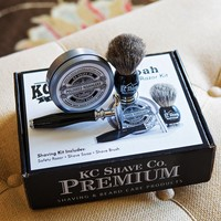 Noah - The Easy-To-Use Safety Razor Kit For The Clean-Shaven Man