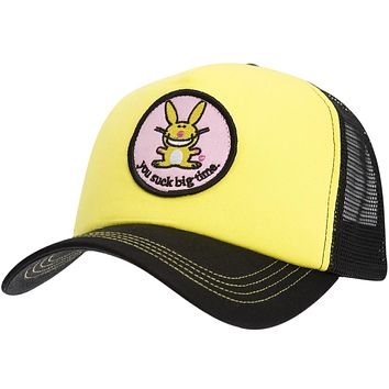 Happy Bunny - You Suck Trucker Cap
