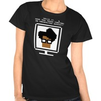 Hello IT... Have You Tried Forcing An Unexpected Reboot? - The IT Crowd T Shirt