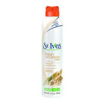 St. Ives Soothing Lotion Spray Oatmeal & Shea Butter | Walgreens