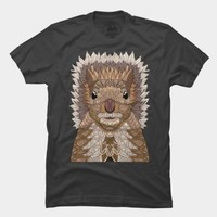 Ornate Squirrel T Shirt By Myartlovepassion Design By Humans